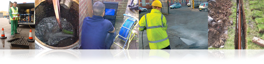 Bolton Drain Services - Unblocking Drains, Drain Inspections, CCTV Surveys, High Pressure Jetting, Excavations and Repairs